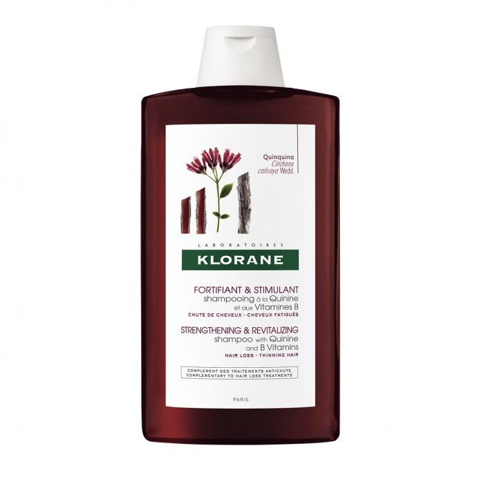 Klorane posilující šampon s chininem a vitaminem B